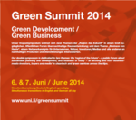 LIFE Climate Foundation Liechtenstein supported Green Summit 2014