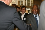 LIFE at the African Progress Panel, APP in Geneva