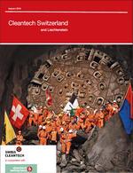 Swisscleantech Magazine published - Focus on Liechtenstein