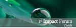Einladung zum 1st Impact Forum Zürich