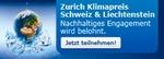 Zurich Klimapreis 2012 - Ablauf der Eingabfrist am 15. November 2012