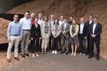 Beirat der Klimastiftung Schweiz zu Gast in Liechtenstein