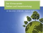 Der Klimawandel - Fakten und Verantwortung