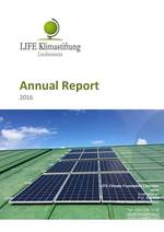 LIFE Climate Foundation Liechtenstein: Important Groundwork Laid Again in 2016
